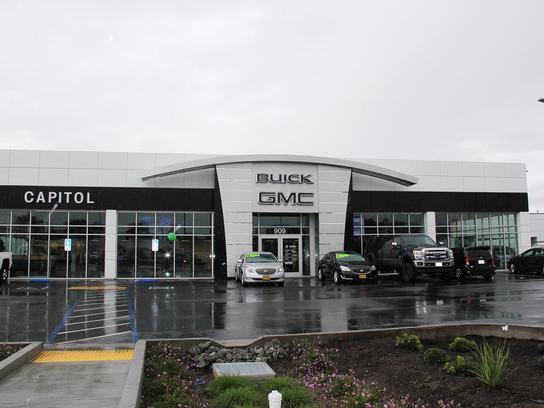 Capitol City Gmc >> Capitol Buick Gmc San Jose Ca 95136 Car Dealership And
