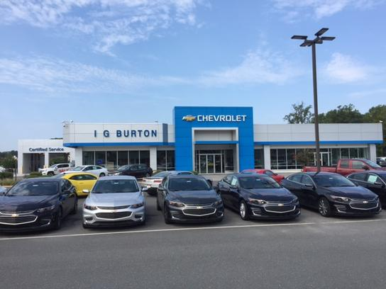 Ig Burton Milford De >> I G Burton Chevrolet Of Milford Milford De 19963 Car Dealership