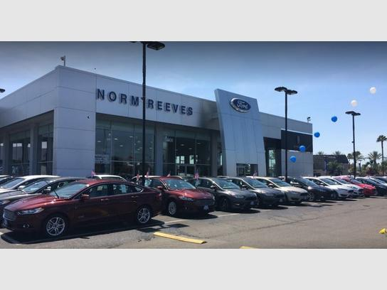 Norm Reeves Ford >> Norm Reeves Ford Lincoln Cerritos Ca 90703 Car Dealership And