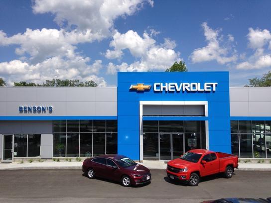 Benson's Chevrolet Inc.
