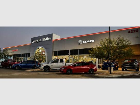 Larry H. Miller Dodge RAM Tucson