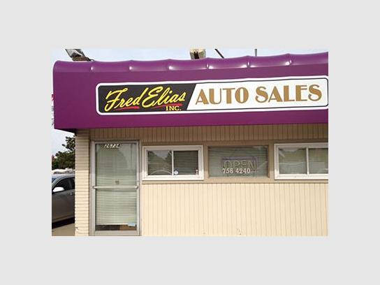 Fred Elias Auto Sales