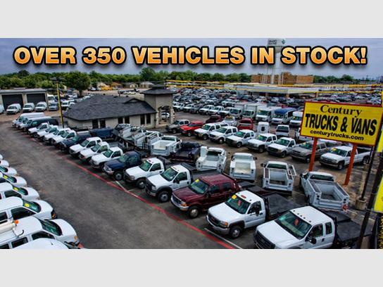 Century Trucks & Vans