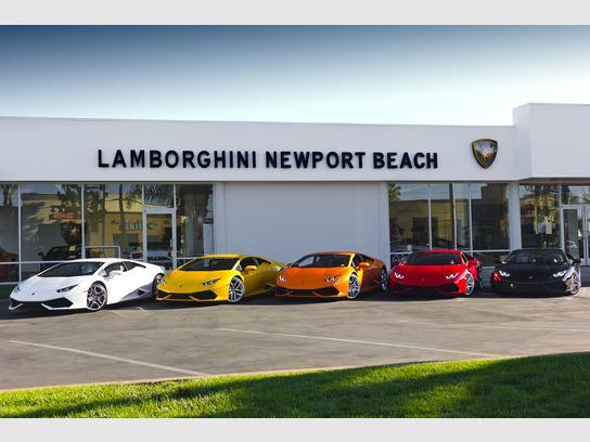 Lamborghini Newport Beach Costa Mesa Ca 92626 Car Dealership And