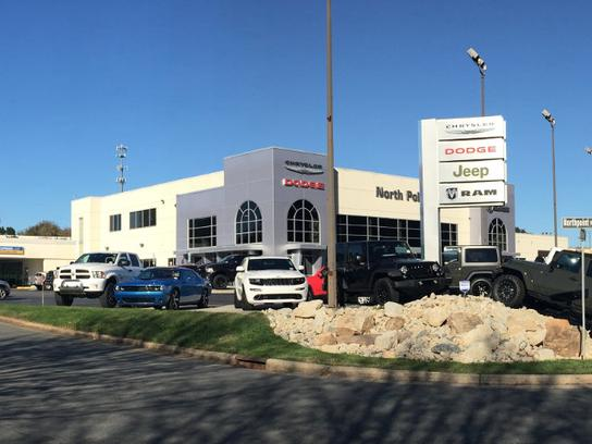 North Point Chrysler Jeep Dodge RAM FIAT