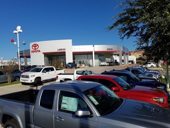 Toyota of Laredo