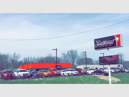 Southwest Auto Sales Roanoke