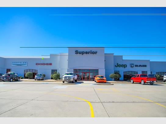 Superior Dodge Chrysler Jeep Conway Ar 72032 Car Dealership And