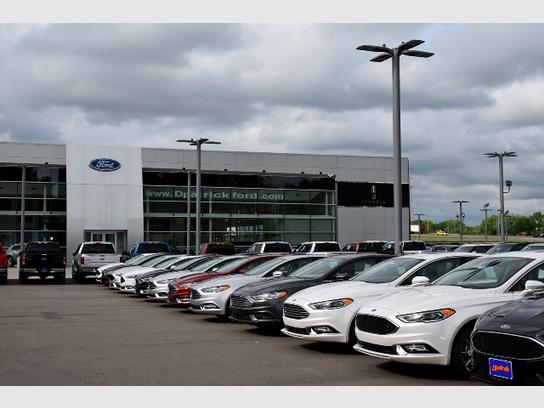 Ford Dealership Evansville >> D Patrick Ford Lincoln Evansville In 47714 Car Dealership And
