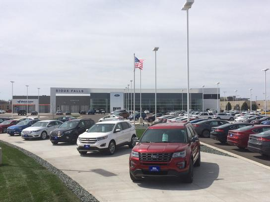 Sioux Falls Ford >> Sioux Falls Ford Lincoln Sioux Falls Sd 57106 Car Dealership And