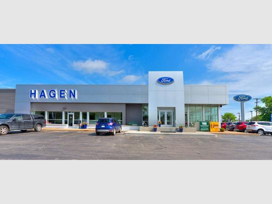 Hagen Ford Bay City Michigan >> Hagen Ford Bay City Mi 48706 Car Dealership And Auto Financing