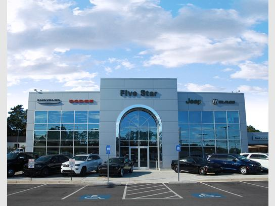 Five Star Chrysler Dodge Jeep Ram of Macon