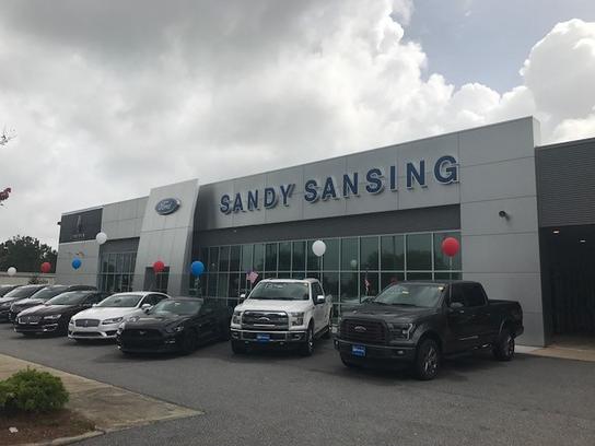 Sandy Sansing Used Cars >> Sandy Sansing Ford Lincoln Daphne Al 36526 Car Dealership And