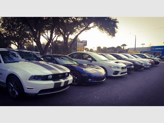 Select Motor Car