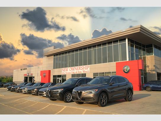 Alfa Romeo of Fort Worth