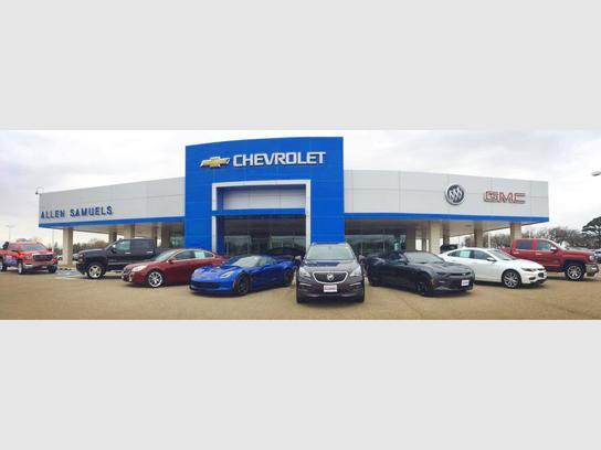 Allen Samuels Chevrolet Buick Gmc Hearne Tx 77859 Car Dealership And Auto Financing Autotrader