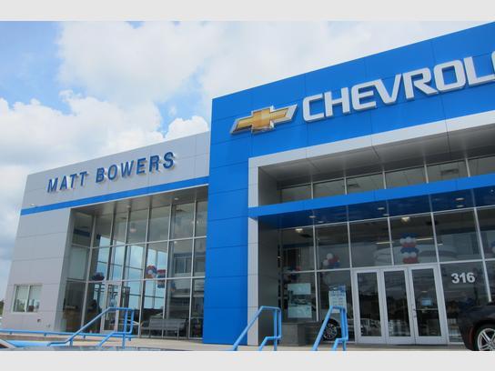 Matt Bowers Chevrolet Slidell
