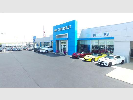 Phillips Chevrolet Hyundai of Bradley