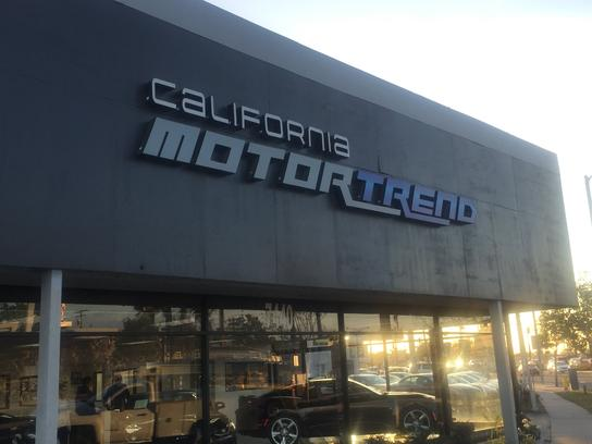 California Motor Trade