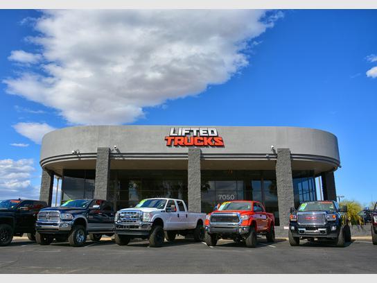 Lifted Trucks Glendale