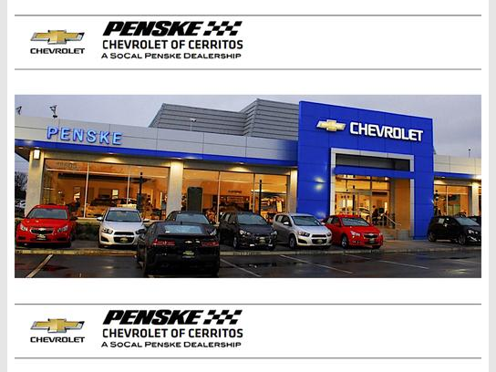 Penske Chevrolet Of Cerritos