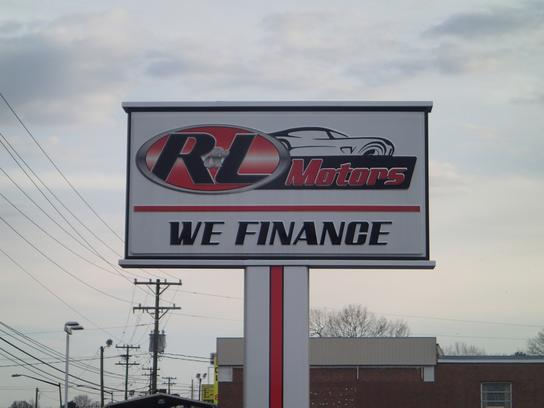 R L Motors Hickory Nc 28601 Car Dealership And Auto Financing