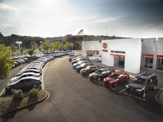 Toyota Of Asheville >> Fred Anderson Toyota Asheville Asheville Nc 28806 Car
