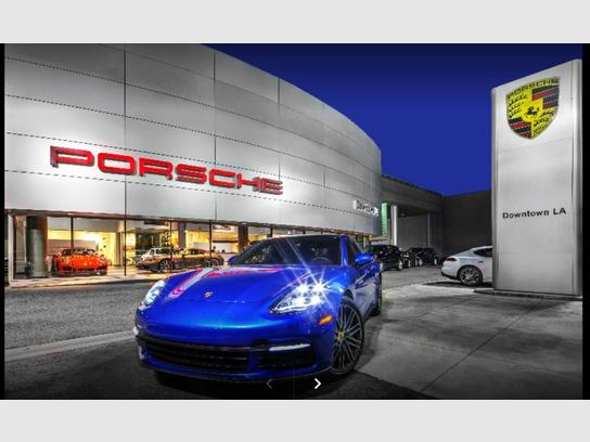 Porsche Downtown La Los Angeles Ca 90007 Car Dealership And Auto