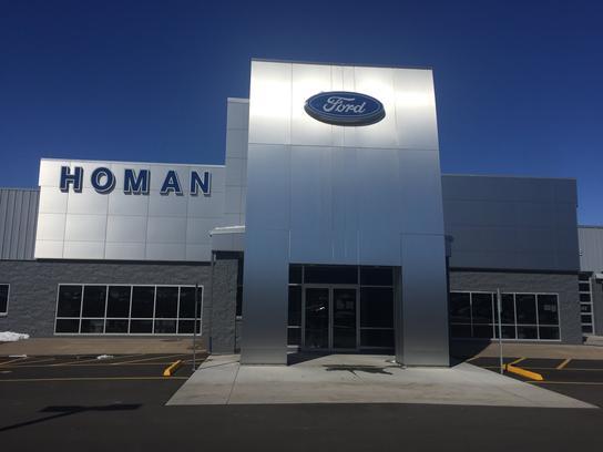 Homan Ford