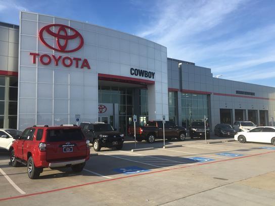 Cowboy Toyota