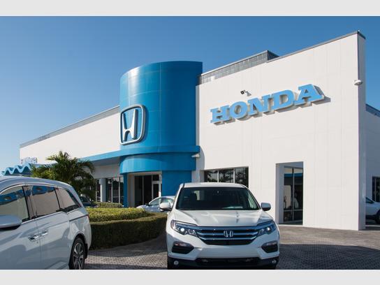 Ed Morse Honda Riviera Beach