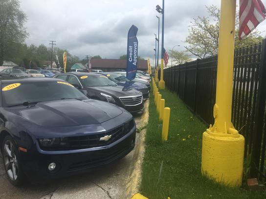 Road Runner Auto Sales >> Road Runner Auto Sales Taylor Mi 48180 Car Dealership