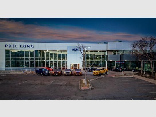 Ford Dealership Denver >> Phil Long Ford Denver Littleton Co 80123 Car Dealership And Auto
