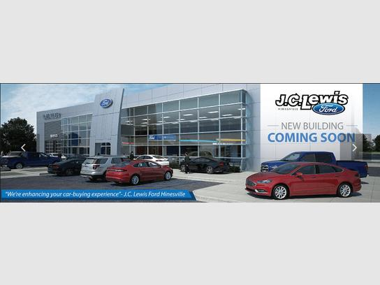 Jc Lewis Ford >> J C Lewis Ford Of Hinesville Hinesville Ga 31313 Car Dealership