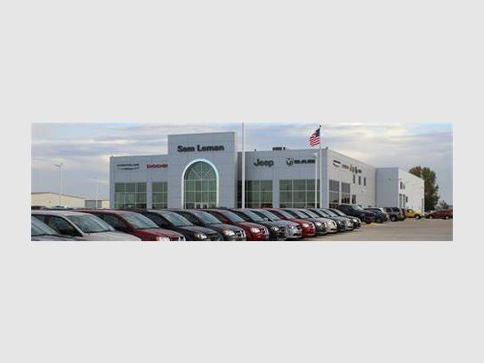 Sam Leman Morton Illinois >> Sam Leman Chrysler Dodge Jeep Ram Fiat Of Morton Morton