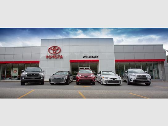 Wellesley Toyota Wellesley Hills Ma 02481 Car Dealership And