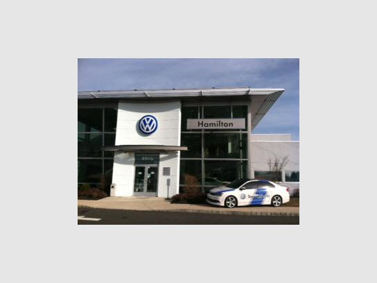 Hamilton Volkswagen