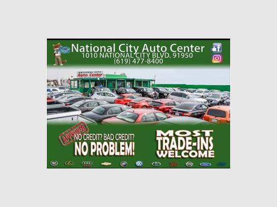 National City Auto Center >> National City Auto Center National City Ca 91950 Car Dealership