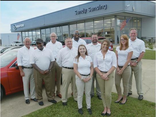 Sandy Sansing Used Cars >> Sandy Sansing Mazda Pensacola Fl 32505 Car Dealership