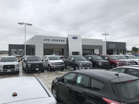 Joe Cooper Ford Used Cars >> Joe Cooper Ford Shawnee Shawnee Ok 74804 Car Dealership And Auto