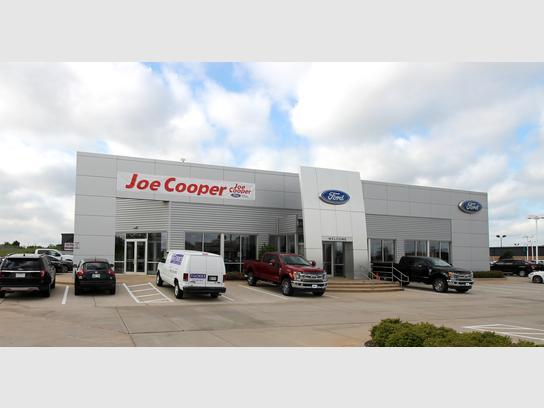 Joe Cooper Ford Edmond >> Joe Cooper Ford Of Edmond Oklahoma City Ok 73114 Car Dealership