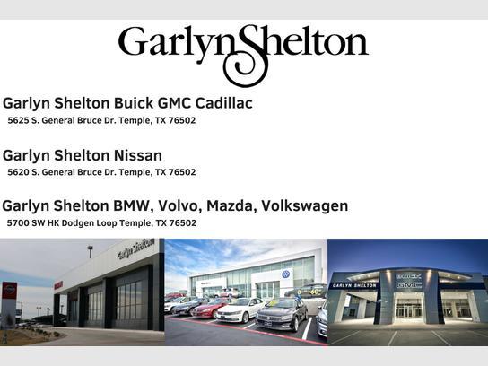 Garlyn Shelton Nissan >> Garlyn Shelton Temple Tx 76502 Car Dealership And Auto Financing