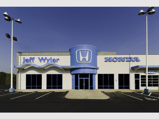 Jeff Wyler Honda >> Jeff Wyler Honda Automall Louisville Ky 40216 Car