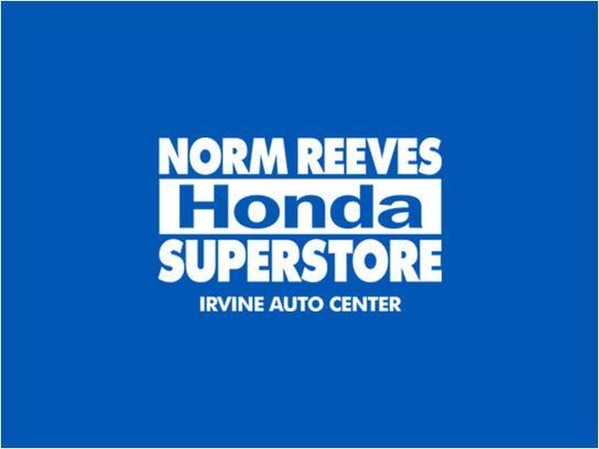 Norm Reeves Honda Superstore Irvine