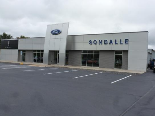 Sondalle