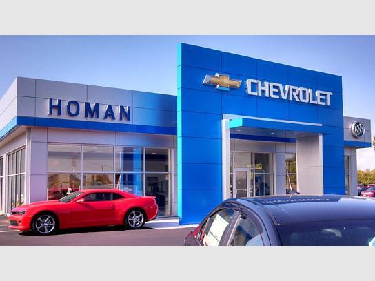 Homan Chevrolet Buick