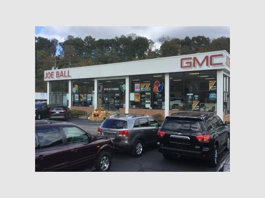 Joe Ball GMC