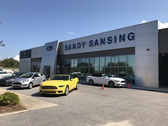 Sandy Sansing Used Cars >> Sandy Sansing Lincoln Daphne Al 36526 Car Dealership