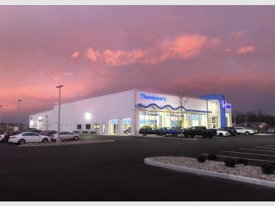 Terre Haute Car Dealerships >> Thompson S Honda Terre Haute In 47802 Car Dealership
