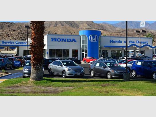 Honda of the Desert